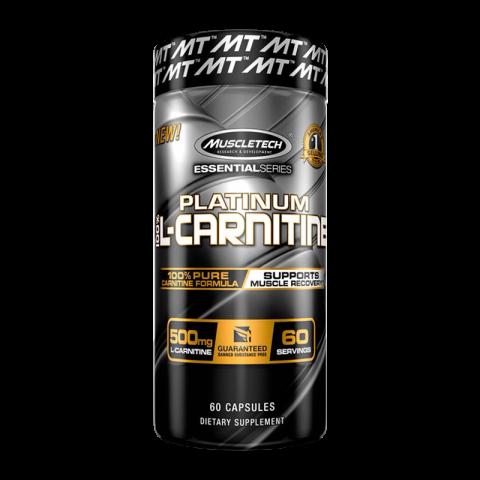 All-New Platinum 100% Carnitin
