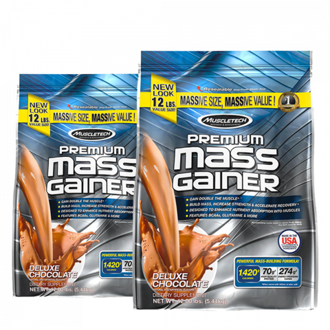 Set: Mass Gainer x2