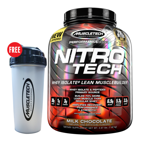Set: Nitro-Tech 3.97lbs |Value Set