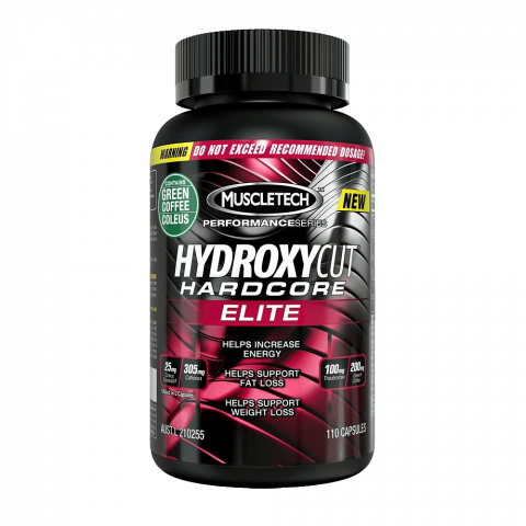 Hydroxycut Hardcore Elite - 110 caps