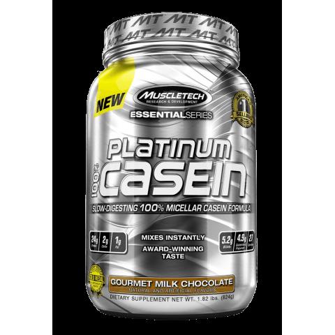 Platinum 100% Casein - 1.8lbs - Gourmet Milk Chocolate