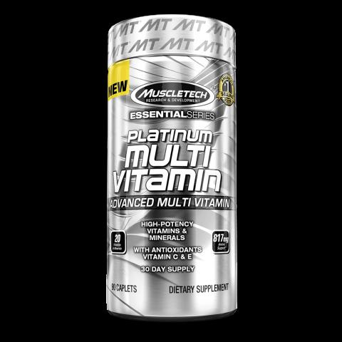 Platinum 100% Multi Vitamin